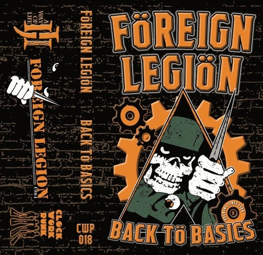 "Image of Foreign Legion ""Back To Basics"""