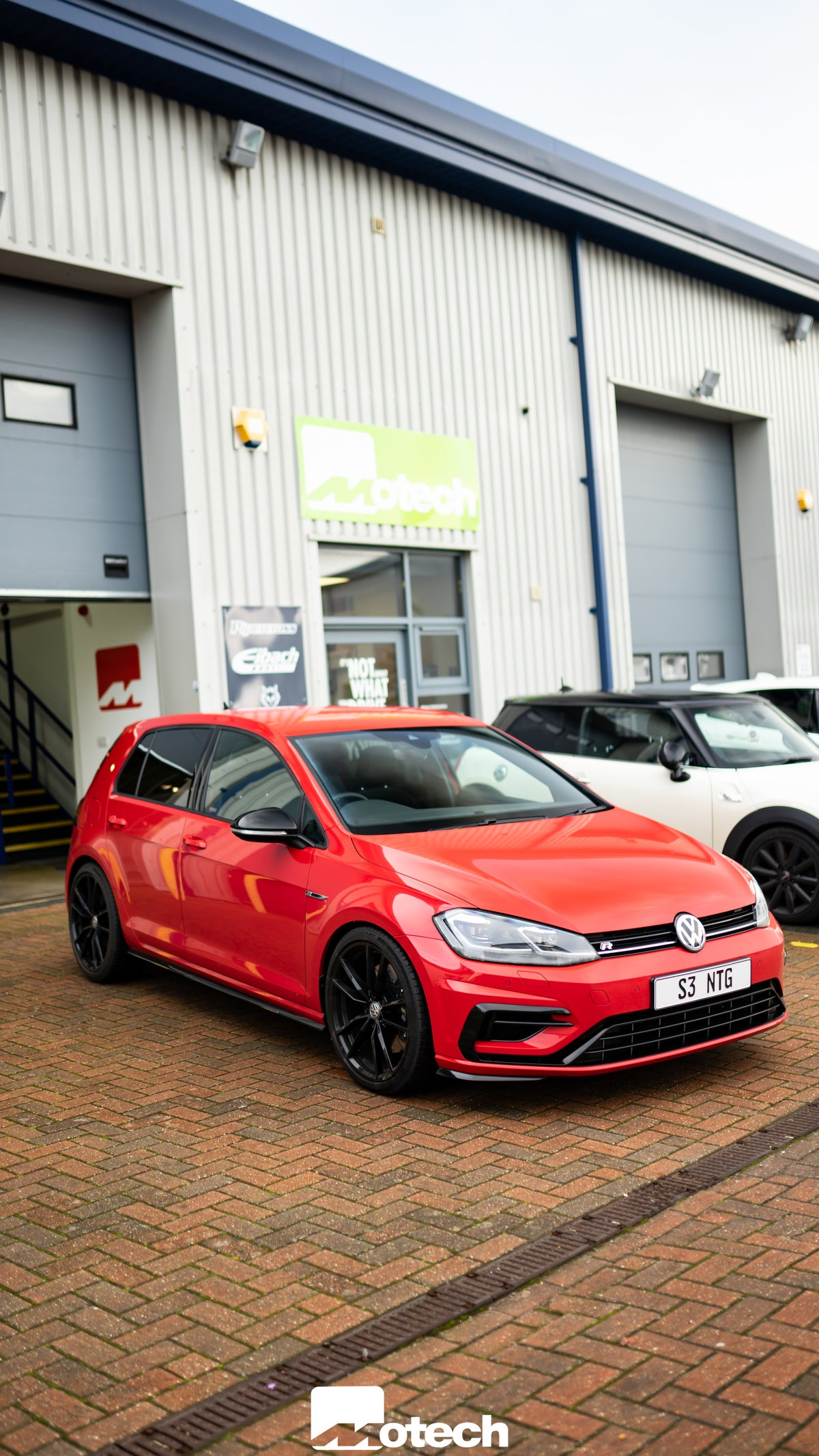 Image of VW MK7/7.5 Golf R Eibach Pro Lowering Springs