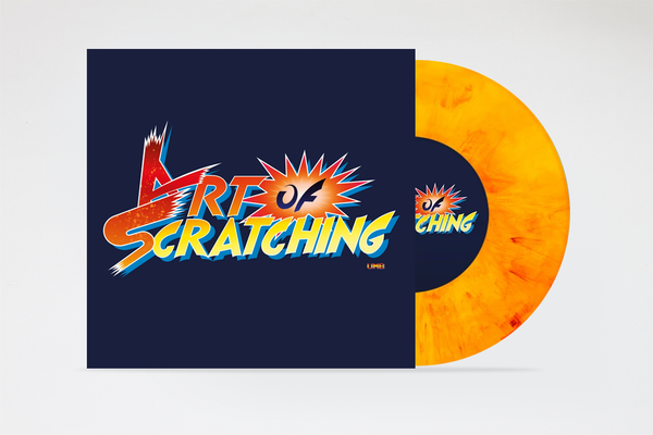 "Image of Art of Scratching 7"" by Ugly Mac Beer"