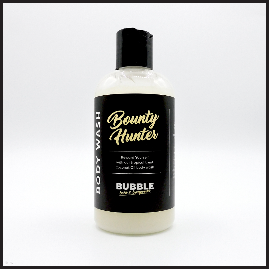 Body Wash: Bounty Hunter Coconut 250ML