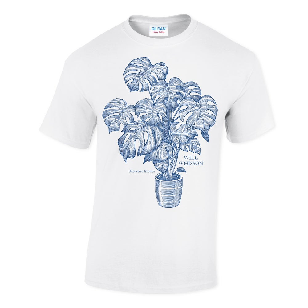 Image of Monstera Erotica Lockdown Men's T-shirt