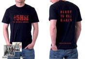 "Image of ""ready to kill again"" red t-shirt"