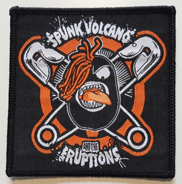 Image of WOVEN PATCH - NEW LOGO