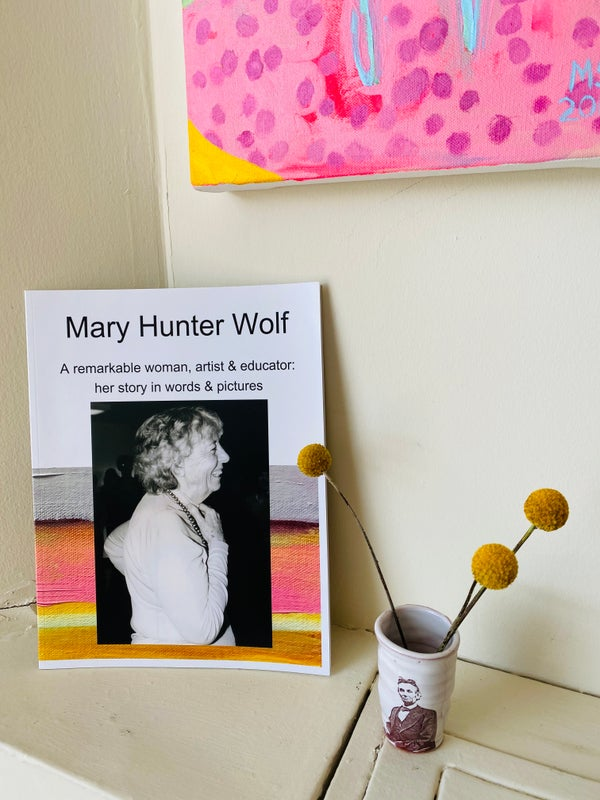 Image of Mary Hunter Wolf