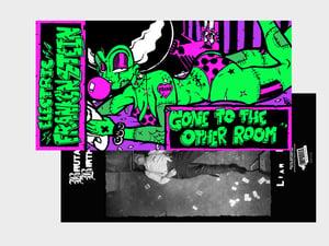 "Electric Frankenstein / Brutal Birthday split 7"" (IMP003)"