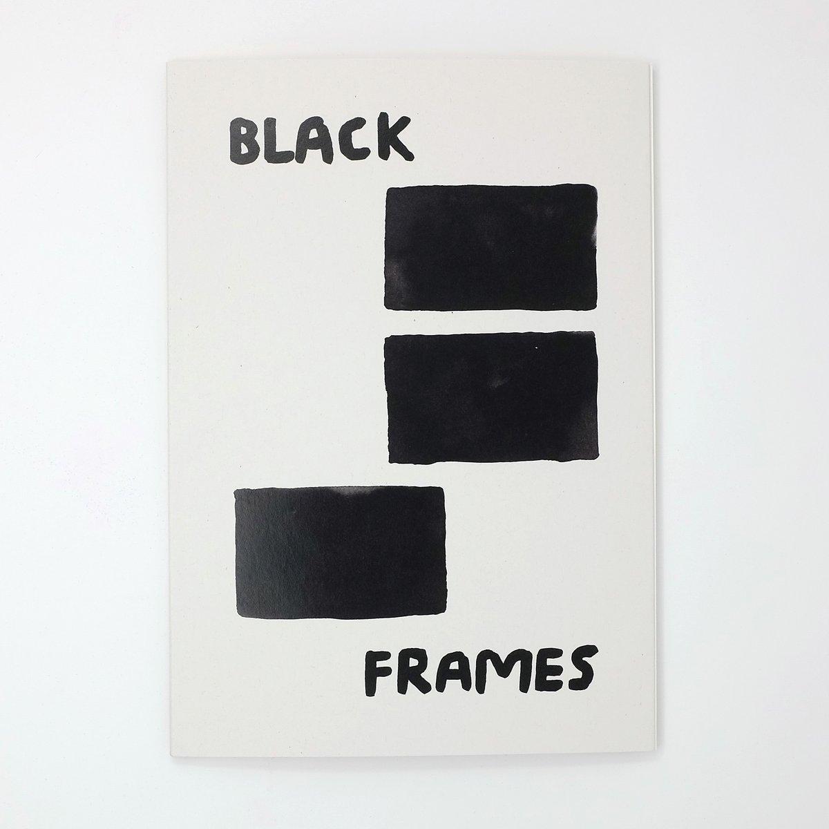 Image of BLACK FRAMES