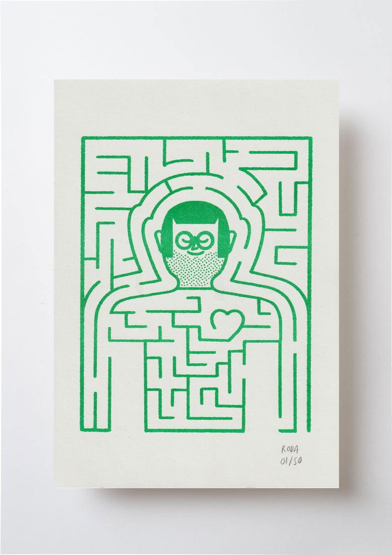 Image of RISO LABYRINTH