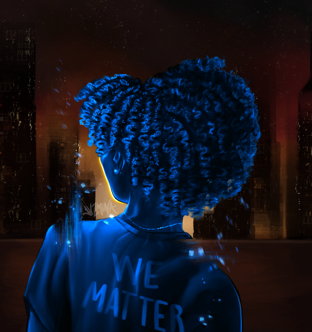 "Image of ""WE MATTER II"" Print"