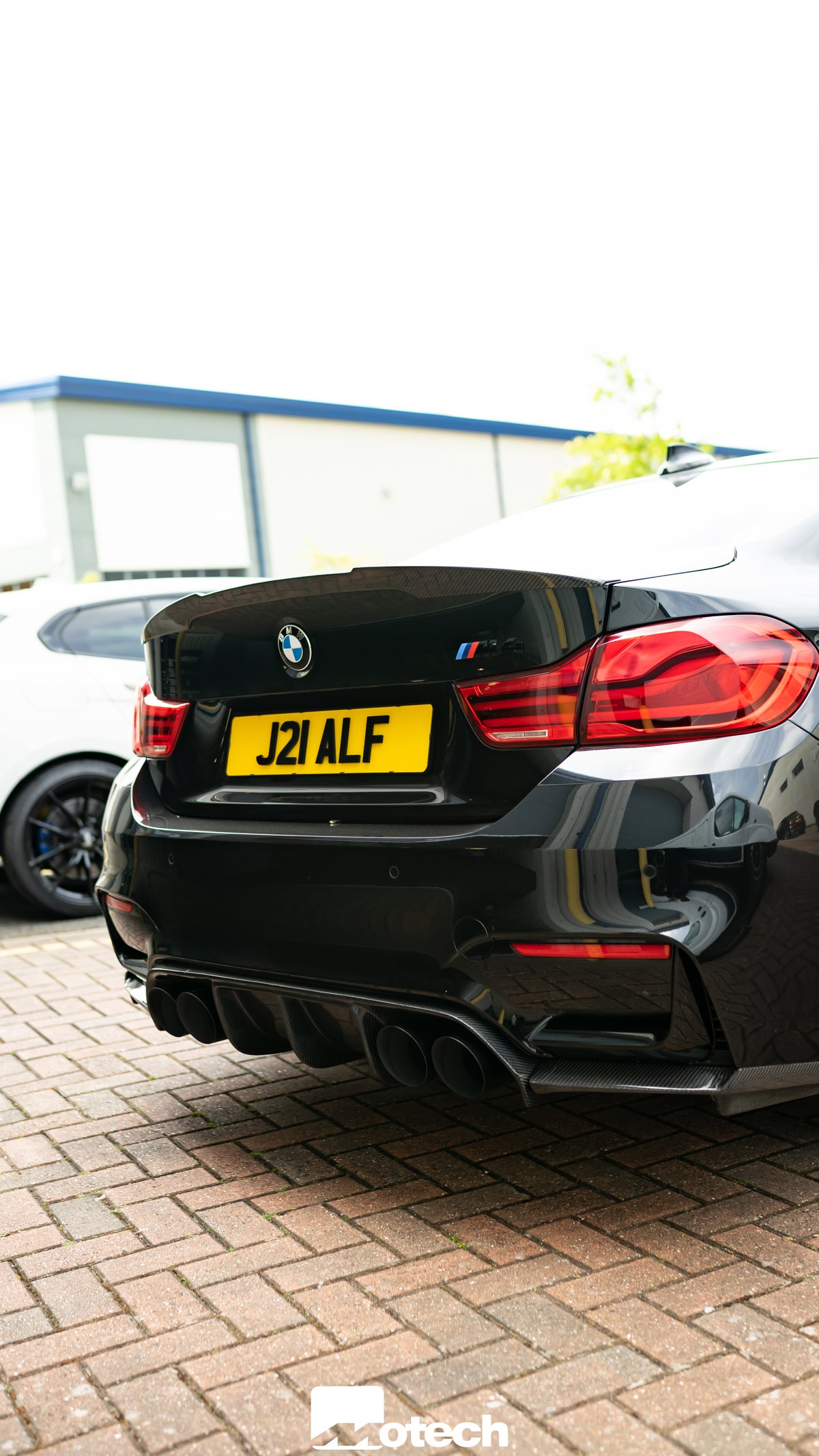 Image of BMW M3 M4 Remus Rear Box (With OPF/PPF Filter 2018+) (F80 F82 F83)