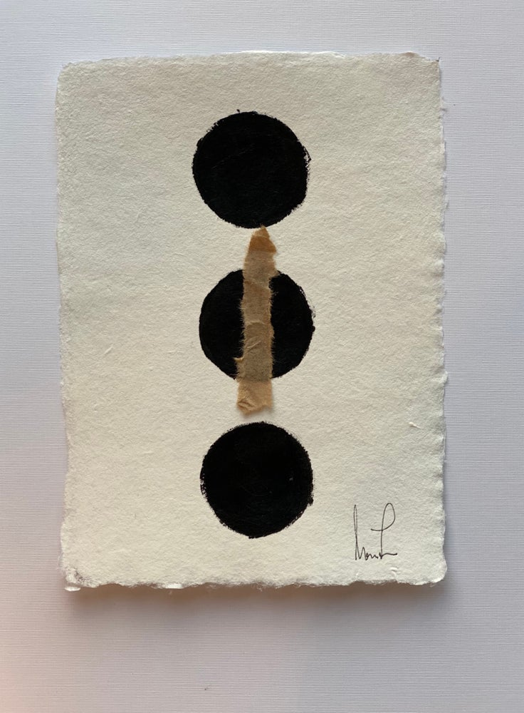 Image of ML Collection (1a) Handmade Paper - limited quantity