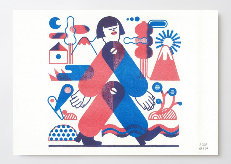 Image of RISO SLEEPWALKER