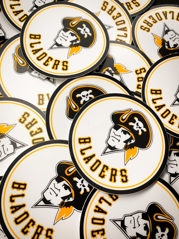 Image of Pirate Bladers Sticker Pack
