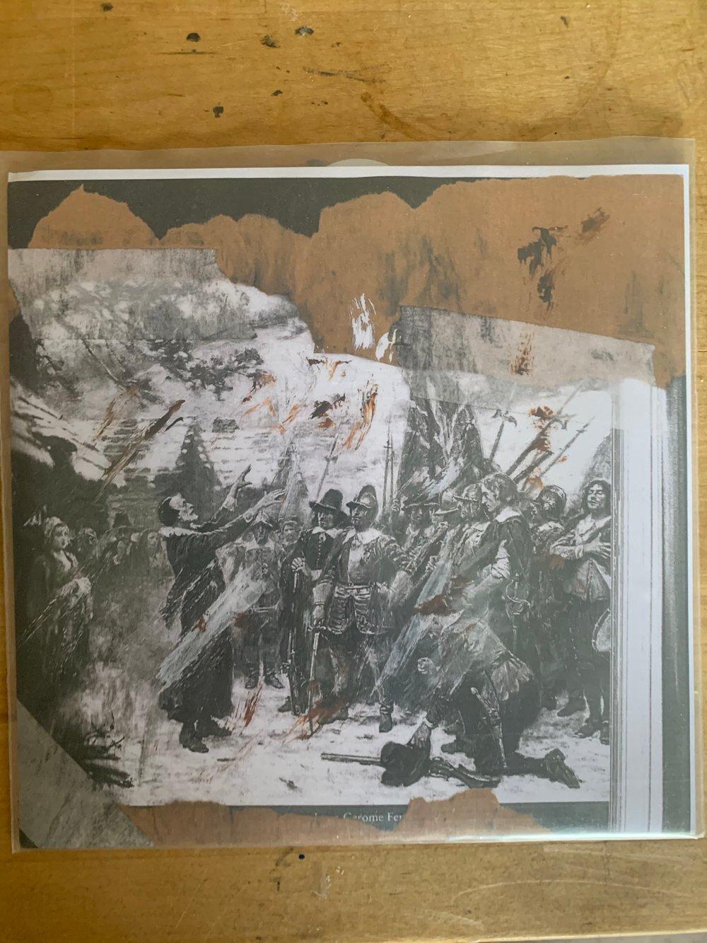 "Robert Ridley-Shackelton ""Big Lug Lurkin' EP"""