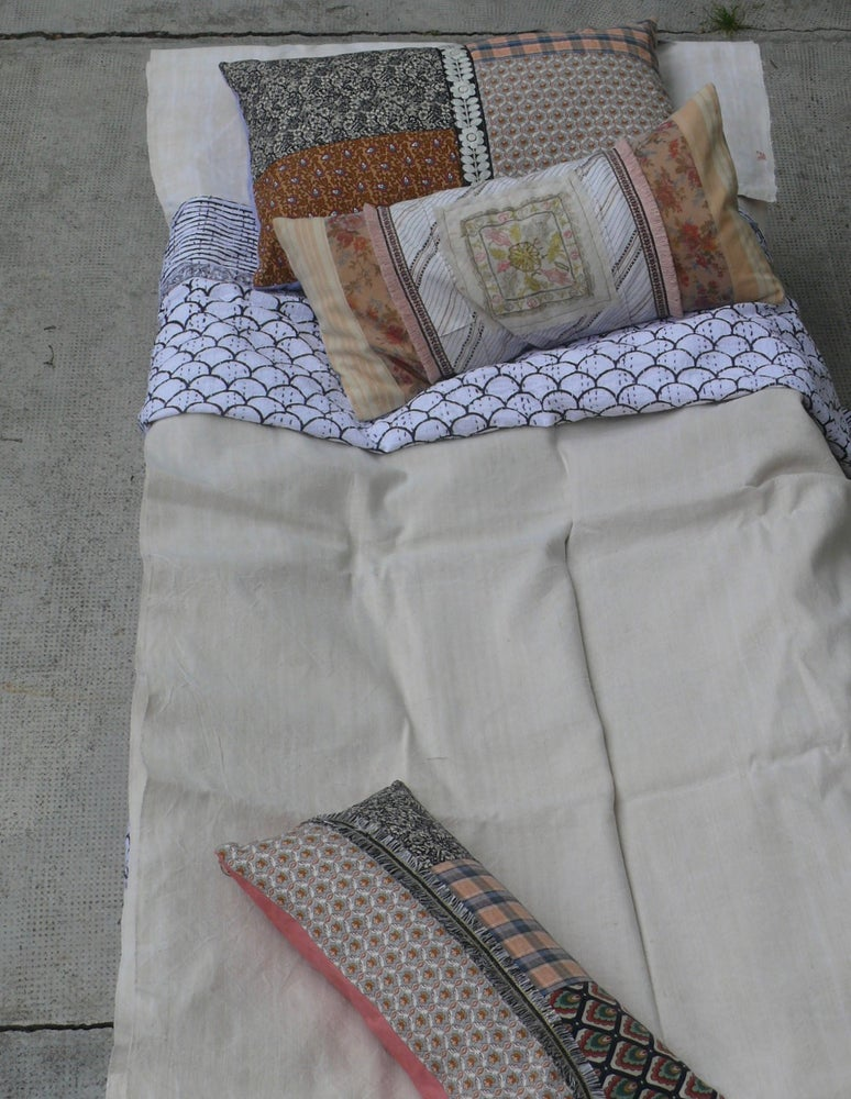 Image of Coussin brocante 5