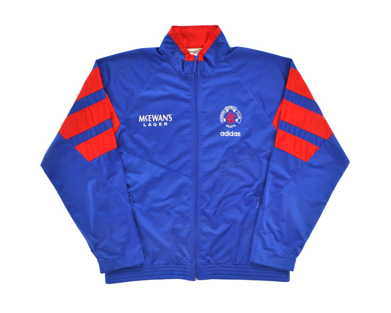 Image of 1992-93 Adidas Rangers Track Top L