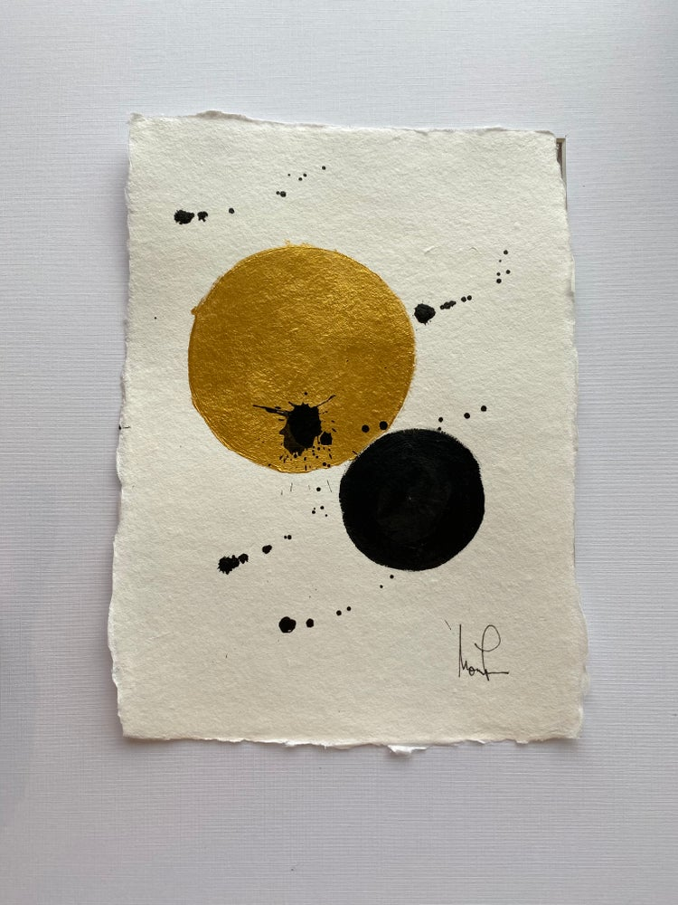 Image of ML Gold Collection (1b) Handmade Paper