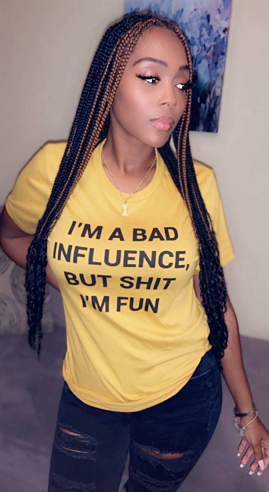 Image of BAD INFLUENCE