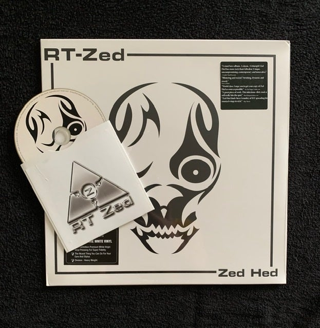 Image of ZED HED Vinyl & CD Bundle
