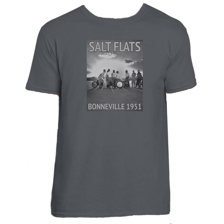 "Bonneville ""Sunrise"" Image T-shirt"