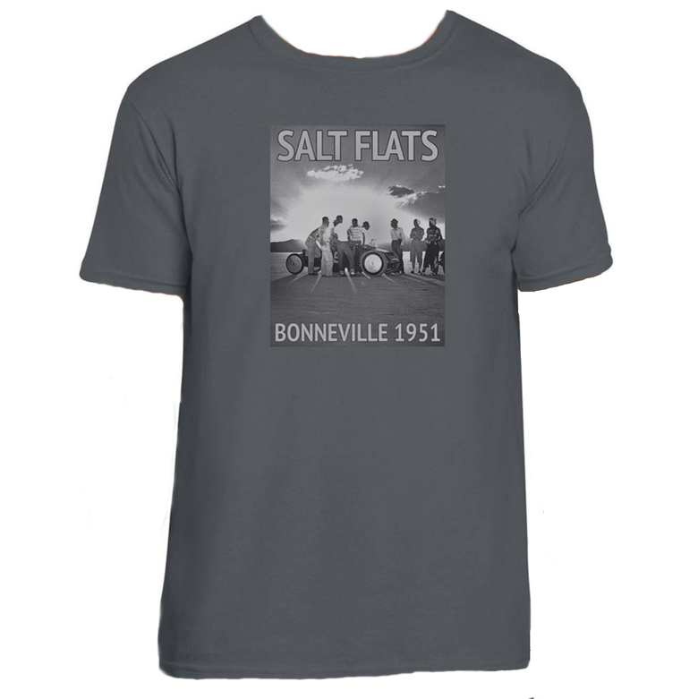 "Image of Bonneville ""Sunrise"" Image T-shirt"