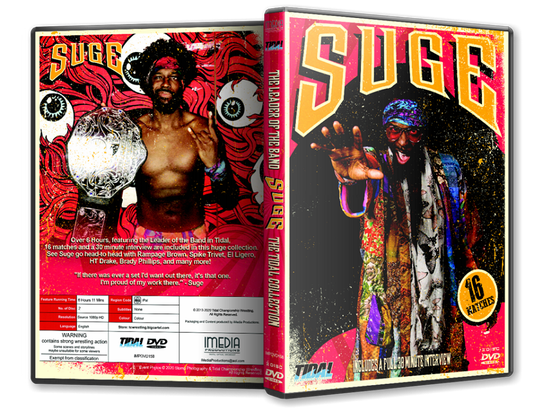 Image of SUGE DVD - The Leader of the Band - pre order