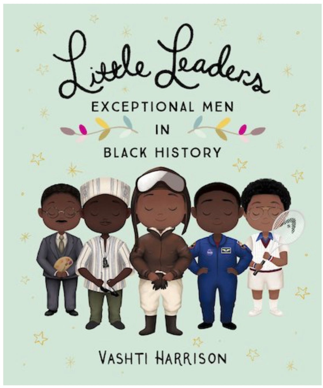 Image of Little Leaders: Exceptional Men in Black History