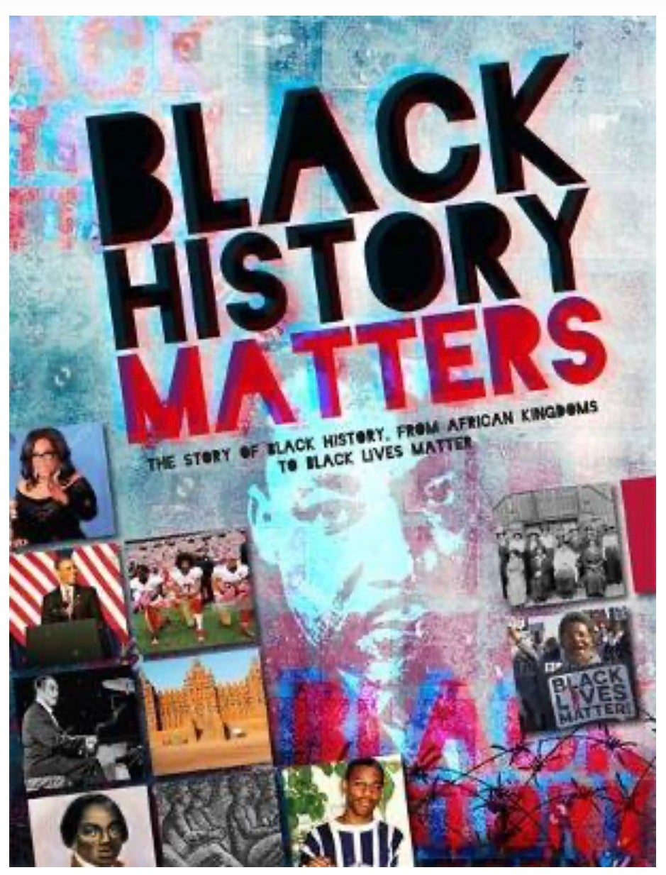 Image of Black History Matters