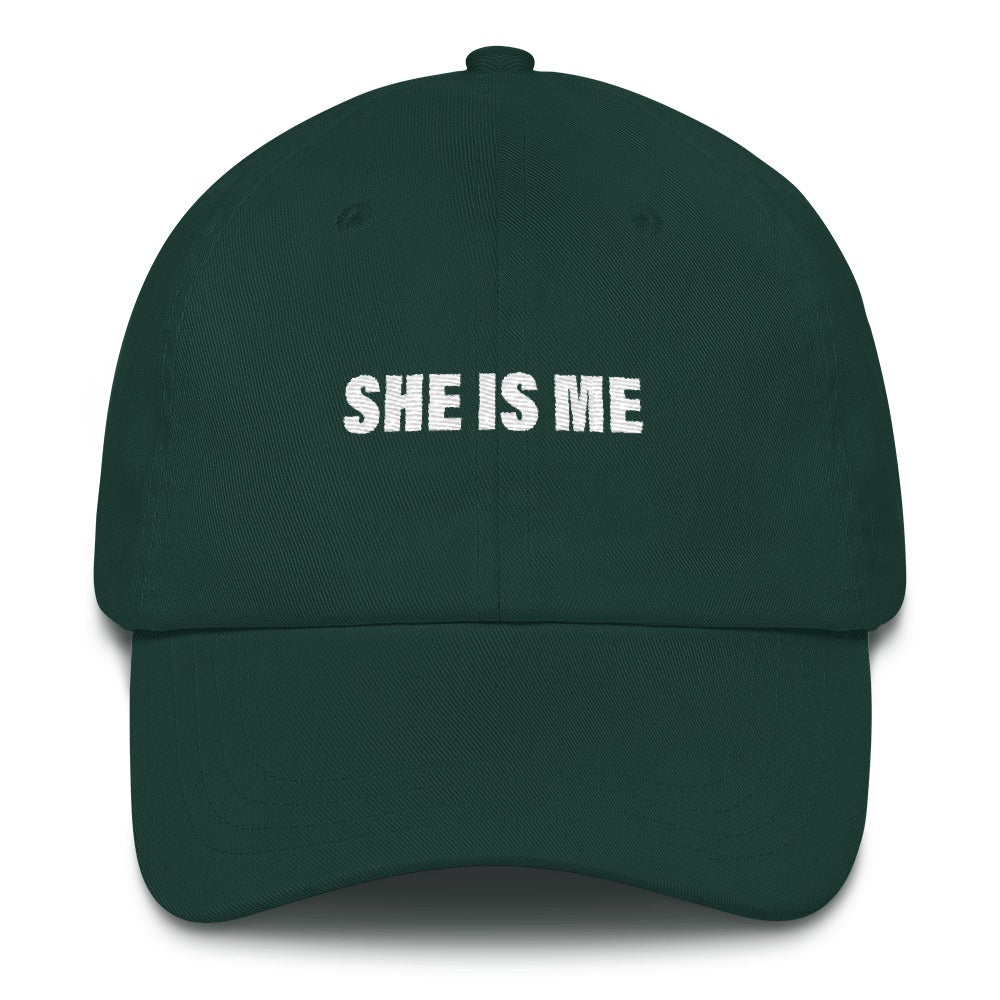 Image of SHE IS...
