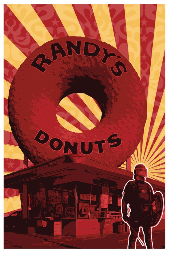 Image of We'll Kick Your Ass and Take Your Donuts Too