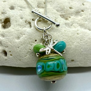 Image of Keele River Toggle Necklace 2