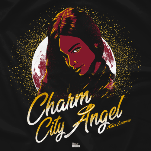 Image of Charm City Angel #1