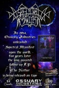 Image of Spectral Manifest - The Nether cassette tape