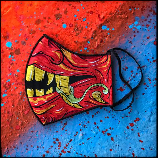 Image of Oni mask