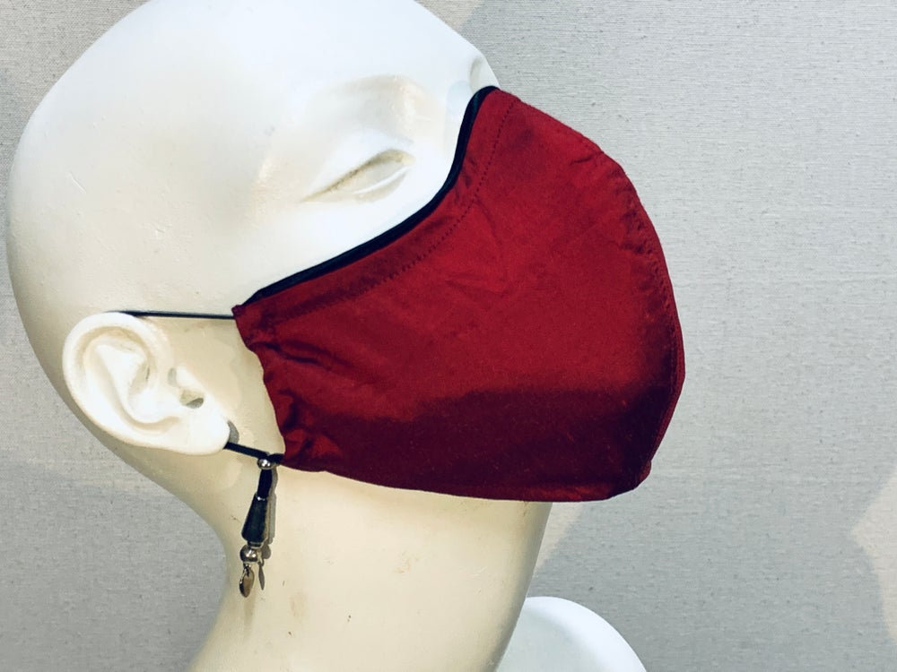 Image of Couture Mask:  Crimson Coral