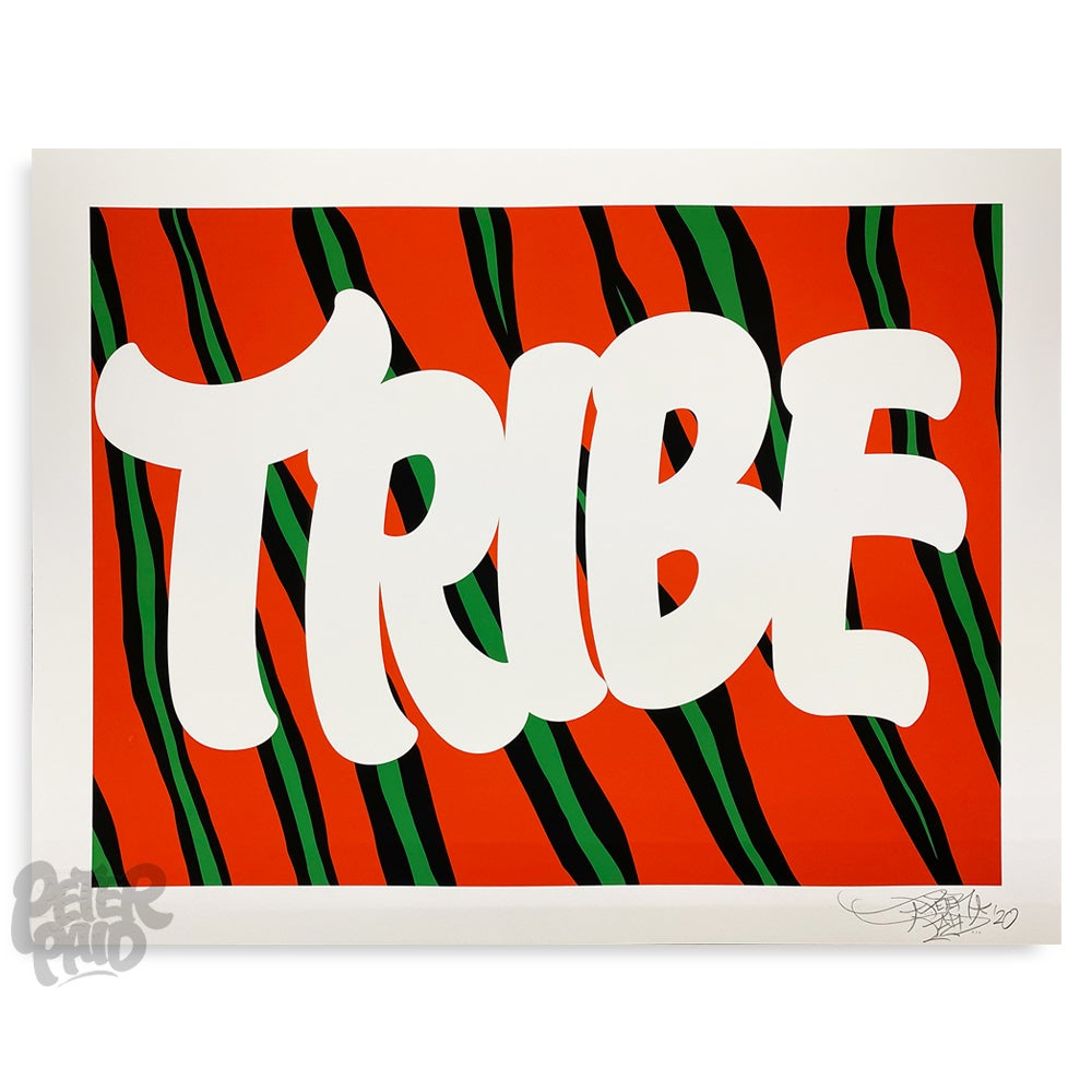 Image of TRIBE - AP Print