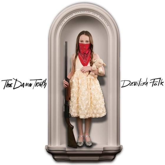 "Image of |  CD |   ""DEVILISH FOLK""  - $15"