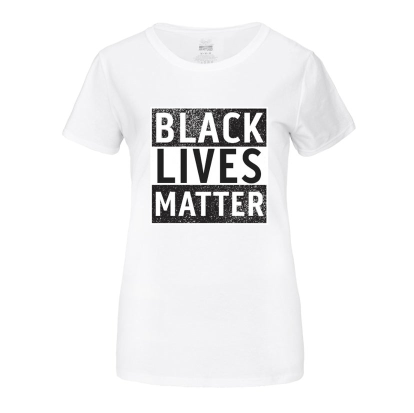 Image of Black lives matter tee