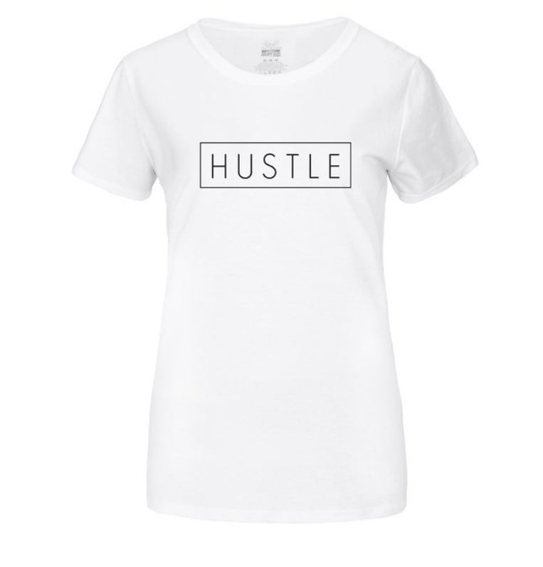 Image of Hustle tee