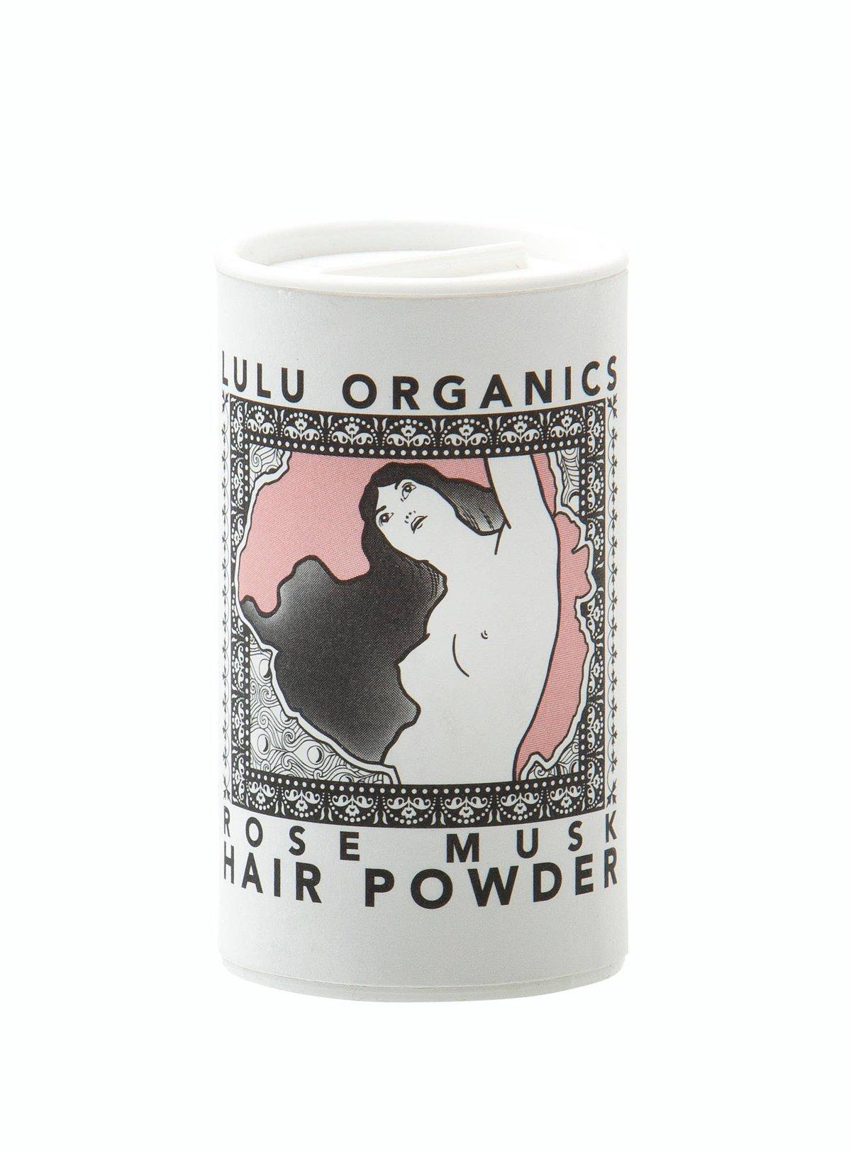 Image of Lulu Organics Dry Shampoo - Rose Musk