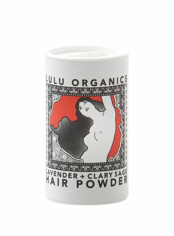 Image of Lulu Organics Dry Shampoo - Lavender + Clary Sage