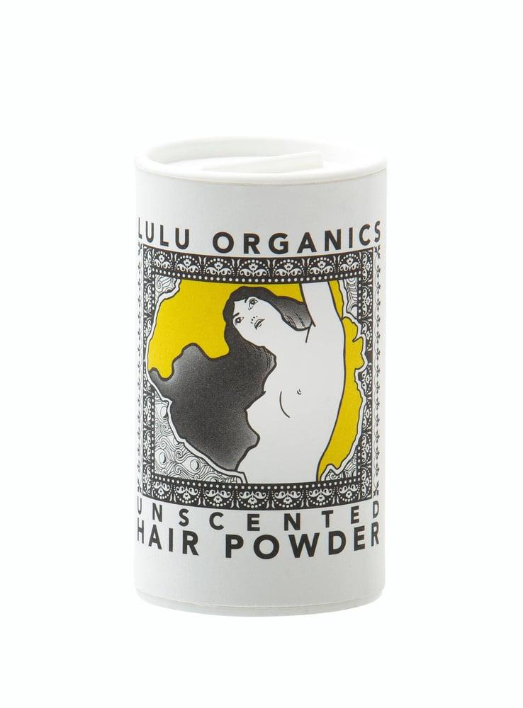 Image of Lulu Organics Dry Shampoo - Unscented