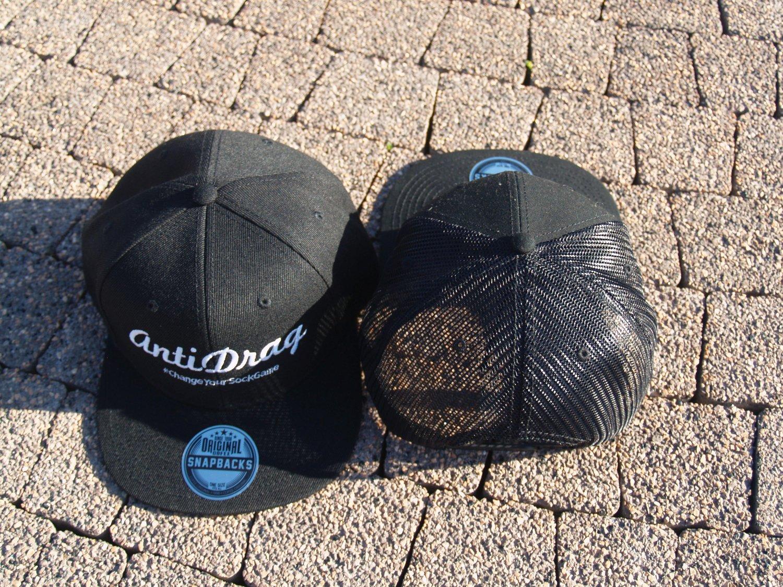 Image of SnapBack Cap - Black