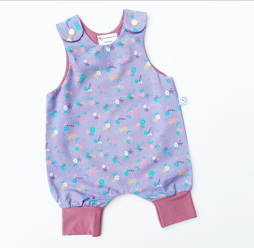 Image of Spring Rose Romper