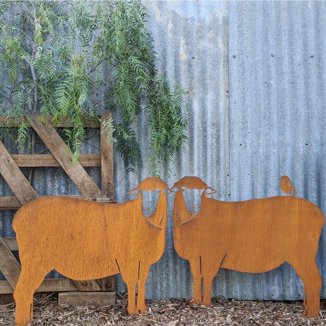Rusty Sheep <b>PRE-ORDER</b>