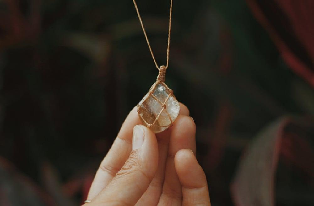 Image of Smoky Quartz pendant