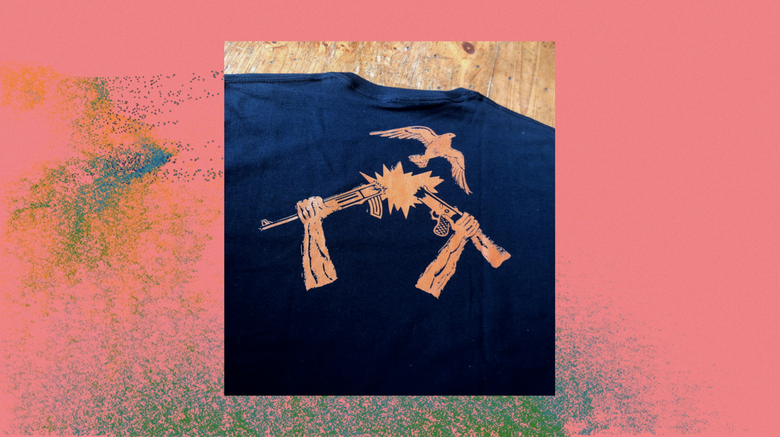 Image of Anti-War Tee
