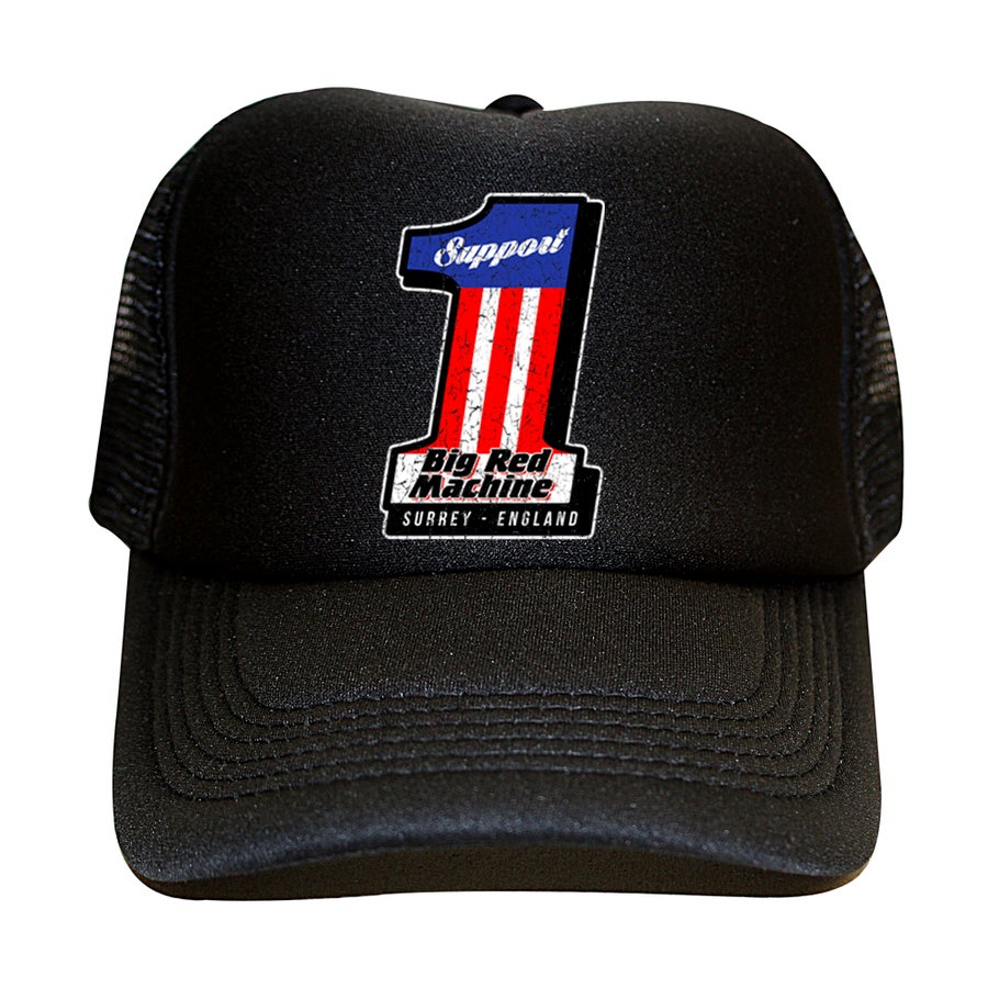 Image of BRM Support No.1 Trucker Hat