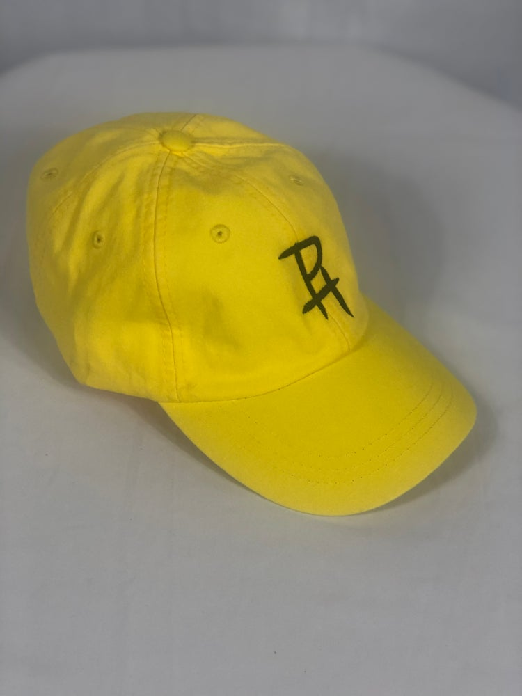 Image of Yellow Dad Hat