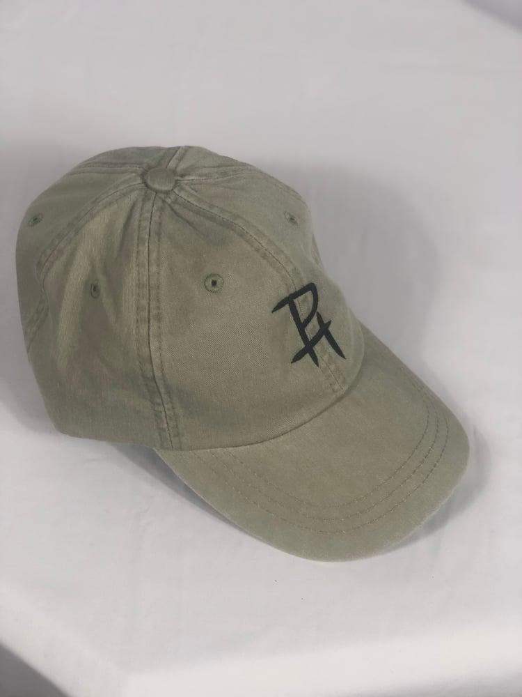 Image of PH Dad hat - Stone Grey