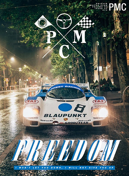 Image of Private Motor Club Vol.2 03